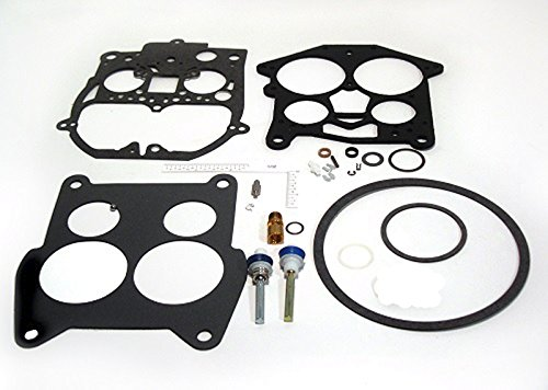 Marine Carburetor Repair Kit for Rochester 4 BBL Quadrajet replaces 823426A1 and many ()