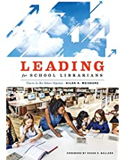 Leading for School Librarians: There Is No Other Option