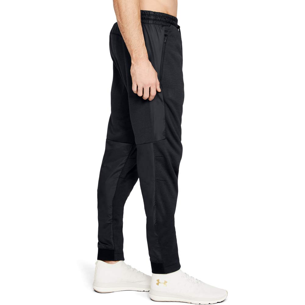 Uomo Under Armour Pantaloni In Pile Unstoppable Coldgear Swacket Pant