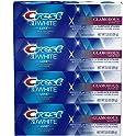 Crest 3D 3.5 oz White Luxe Glamorous White Toothpaste