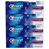 Crest 3D White Luxe Glamorous White Toothpaste, 3.5 oz Each