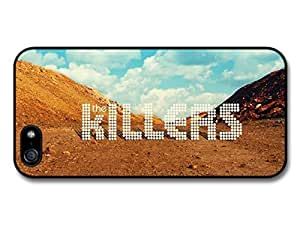 AMAF ? Accessories The Killers Band Logo Colours in the Desert case for iphone 6 4.7