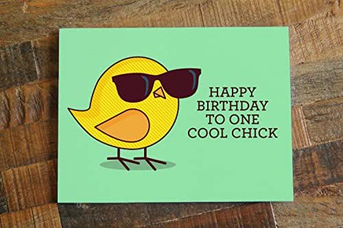 "Amazon.com: Funny Birthday Card For Her ""Happy Birthday to"