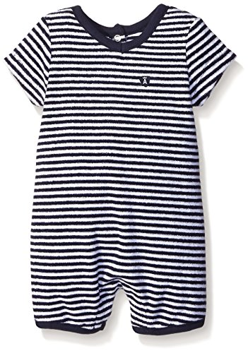 absorba Baby Boys Terry Romper Months