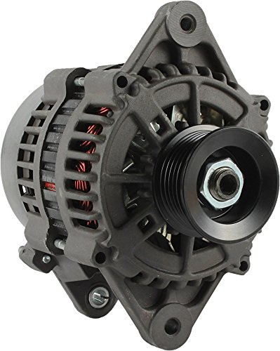 DB Electrical ADR0452 New Alternator For Marine High Output 105 Amp for Mercruiser 350 4.3 5.0 5.7 & Stern Drive/Replaces 863077-1, 863077T, 8M0095472 19020611, 19020612, 8600612