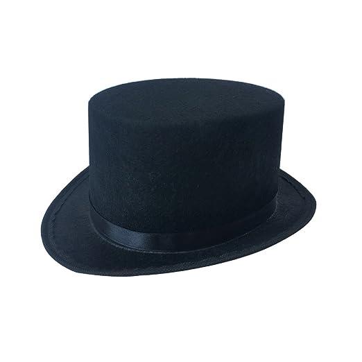 fd19f3268 Kids Black Top Hat Lincoln's Hat