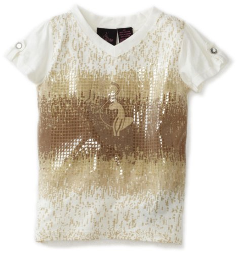 Baby Phat - Kids Little Girls' Sequin Tee