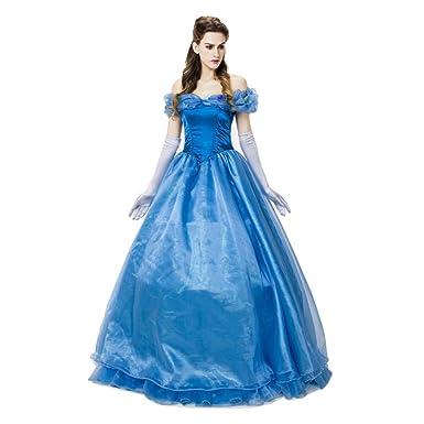 Traje de Halloween Vestido de Noche de la Falda Blanca de la ...