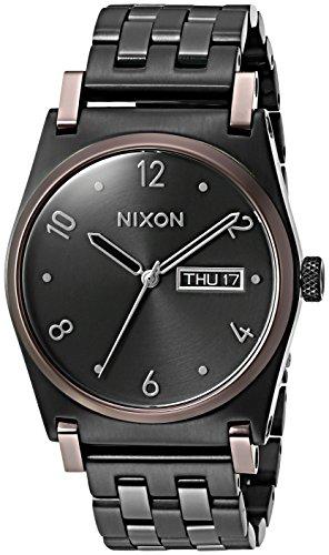 Nixon Women's A9542231-00 Jane Analog Display Japanese Quartz Black Watch by NIXON (Image #4)
