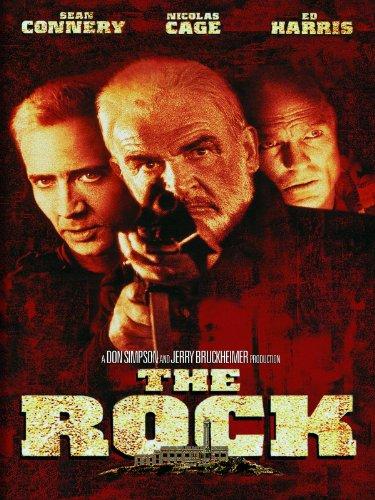 Amazon Com The Rock Sean Connery Nicolas Cage Ed