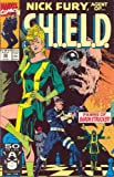 Nick Fury Agent of Shield # 22 April 1991
