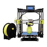 KKmoon High Precision Desktop 3D Printer Kit Reprap  i3 DIY Self Assembly 12864 LCD Screen Acrylic Frame Printing