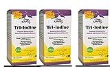 EUROPHARMA Tri-iodine 12.5 Mg (Developed In Japan), 0.03 Pound