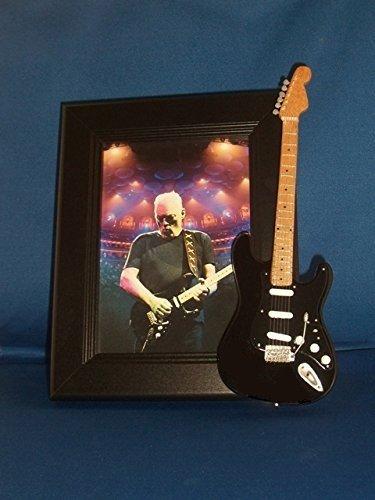 Little Shop Guitars PINK FLOYD DAVID GILMOUR Guitar Picture Frame