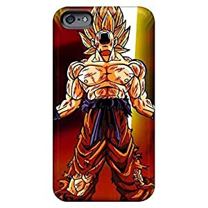 Bumper phone carrying cases Hot Style Excellent Fitted iPhone 6 plus 5.5 - dragon ball z super saiyan