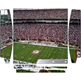 Alabama Crimson Tide Playstation 3 & PS3 Slim Vinyl Decal Sticker Skin by Compass Litho