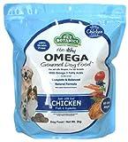Cardinal Laboratories Pet Botanics Healthy Omega Dog Food, Chicken, 5-Pound, My Pet Supplies