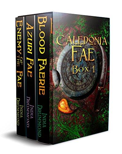 Caledonia Fae Series: Books 1-3 (Caledonia Fae Boxed Set) cover
