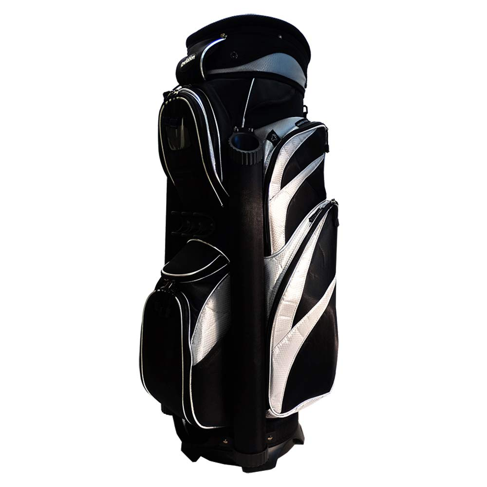 Amazon.com: The Ultimate DeLuxe – Bolsa de golf w/14 Way ...
