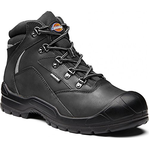 Dickies Davant II Black Sz11+ Boots