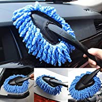 Xuprie Durable Portable Soft Handheld Car Cleaning Brush