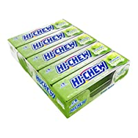 10 Pack Hi-Chew Sensationally Chewy Japanese Fruit Candy Deals
