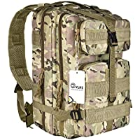 CVLIFE Outdoor Tactical Backpack Military Rucksacks for...