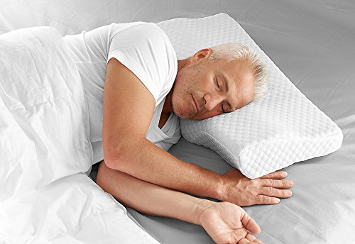 Sharper Image Advanced Anti-Snore Pillow