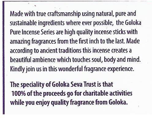 Set of 6 Nag Champa Sandalwood Lavender Jasmine Tulasi and Fancy Incense Kit (Incense Holder Included)