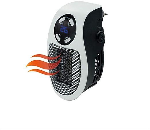 Best Ning Mini Calentador Ventilador Calefactor Home Office Mini ...