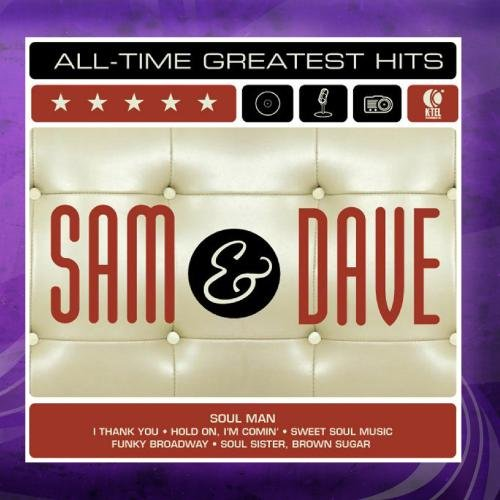 Sam & Dave: All-Time Greatest Hits (The Best Of Sam & Dave)