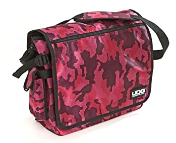 UDG - Bolsa para vinilos, color rosa: Amazon.es ...