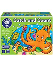 Orchard Toys 101839 Number and Counting Game - Catch and Count