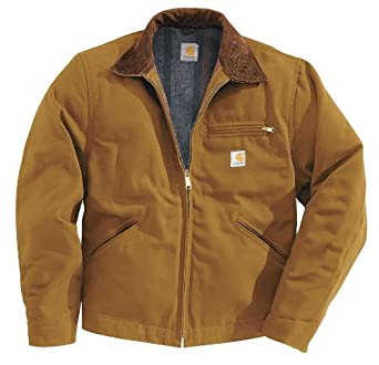 Jacket, Insulated, Brown, M by Carhartt