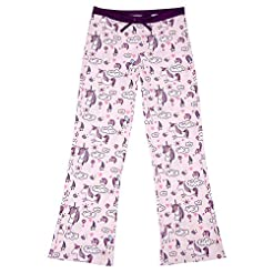 HDE Girl's Pajama Pants Soft Sleepwear C...