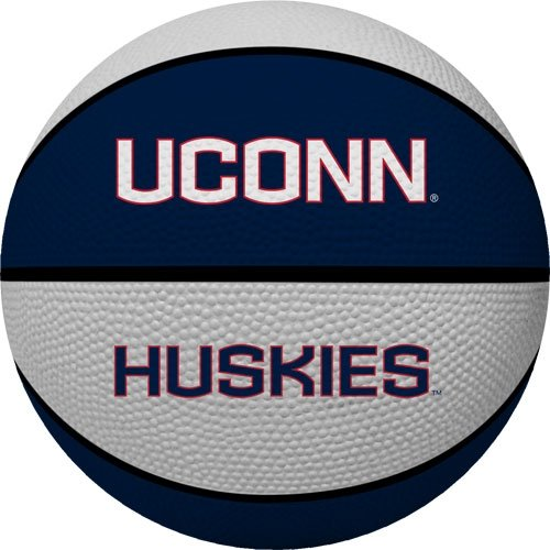 kies Crossover Full Size Basketball by Rawlings (Ncaa Connecticut Uconn Huskies)