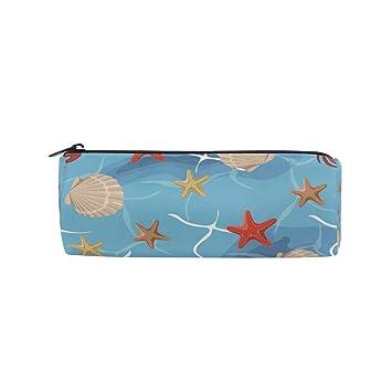 Ahomy estuches de playa cangrejo estrella de mar con ...