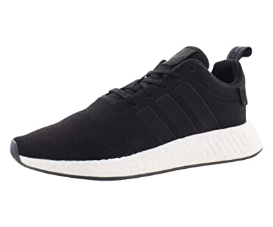 official photos 9a638 66d10 Adidas Mens NMD_R2 CQ2402 (9 M US) Black: Buy Online at Low ...