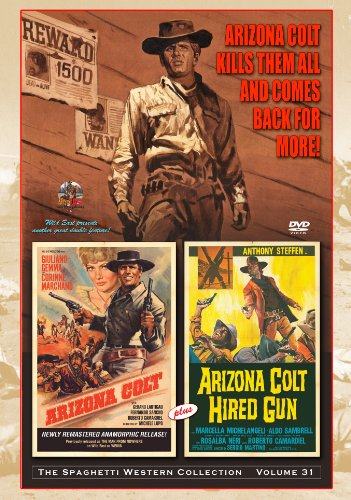 Arizona Colt & Arizona Colt Hired Gun by Wild East