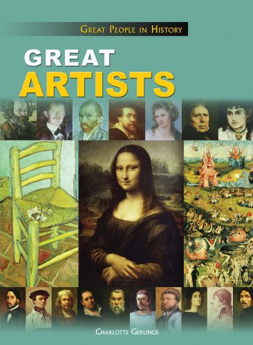 Download Great Artists (Great People in History) pdf