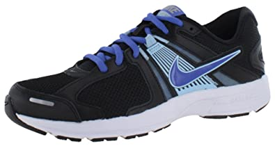 cb8a3fd57784d Nike Dart 10 Womens Black Laces Lightweight Athletic Running Sneaker Shoe  (6. 5 W