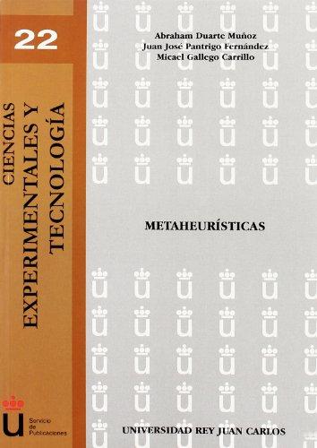 Descargar Libro Metaheurísticas Abraham Duarte Muñoz