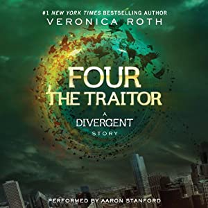 Four: The Traitor Audiobook