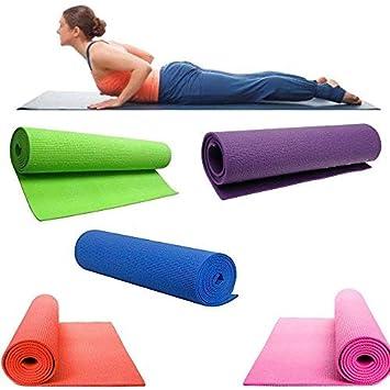 Esterilla para yoga, gimnasio, fitness, aeróbic y pilates ...