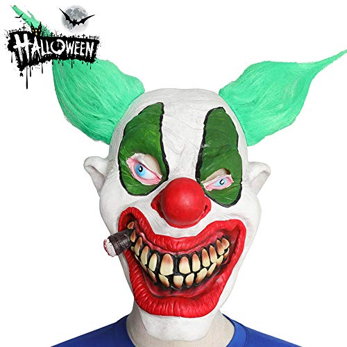 Killer Clown Mask!