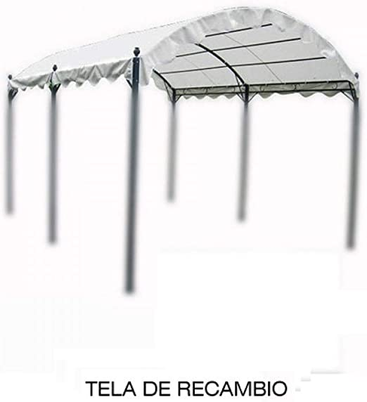 Papillon 8043627 Tela Recambio para Pergola Aveiro: Amazon.es: Jardín