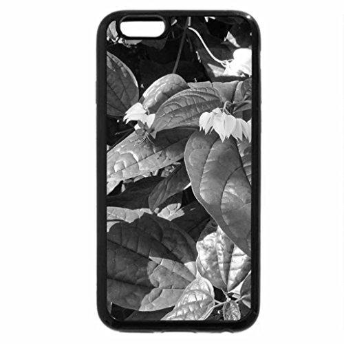 iPhone 6S Plus Case, iPhone 6 Plus Case (Black & White) - Coloring the Nature 04