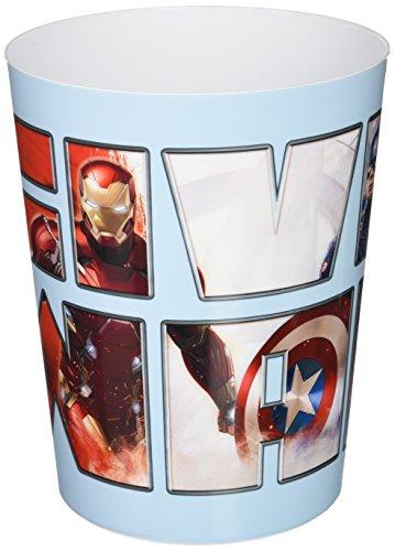 Marvel Captain America Civil War Sides of War Waste Basket by Marvel