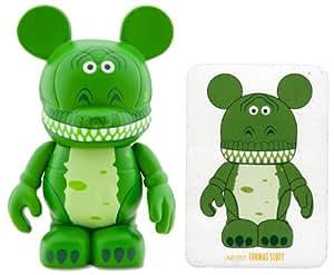 Amazon Disney Vinylmation Toy Story 3 Inch Vinyl Figure Rex Toys Amp Games
