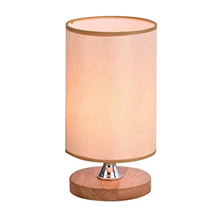 NWLAMP Lámpara de Mesa de Noche Decorativa, lámpara de ...